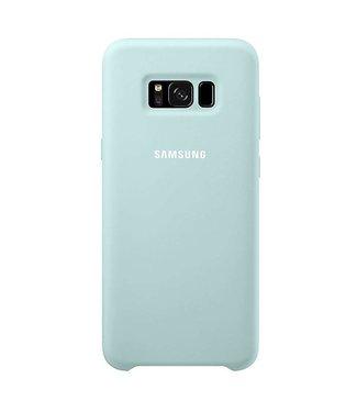 GSM Westland Samsung Galaxy S8 Plus Silicone Cover (Blue) EF-PG955TL