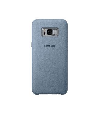 GSM Westland Samsung Galaxy S8 Plus Alcantara Cover (Mint) - EF-XG955AM
