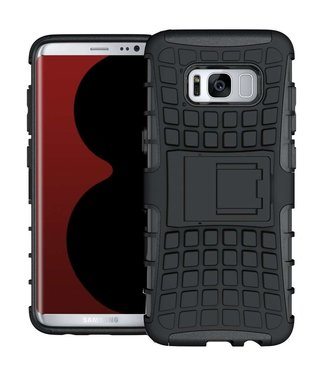 Just in Case Just in Case Rugged Samsung Galaxy S8 Plus Case (Black)