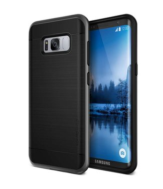 VRS DESIGN VRS Design High Pro Shield Series Samsung Galaxy S8 Plus (Dark Silver) - 904892