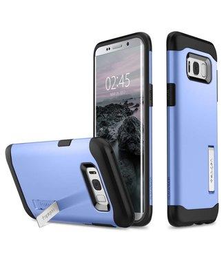 Spigen Spigen Slim Armor Samsung Galaxy S8 Plus Case (Blue) - 571CS21125