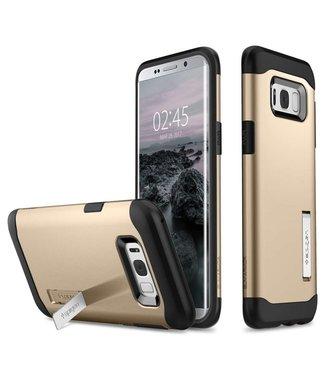 Spigen Spigen Slim Armor Samsung Galaxy S8 Plus Case (Gold Maple) - 571CS21123