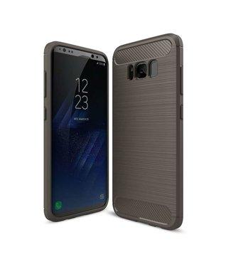 Just in Case Just in Case Rugged TPU Samsung Galaxy S8 Plus Case (Grey)