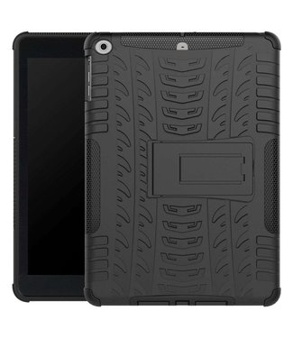 Just in Case Just in Case Rugged Hybrid Apple iPad 9.7 (2017 / 2018) Case (Black)