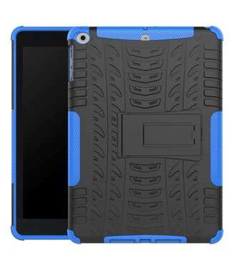 Just in Case Just in Case Rugged Hybrid Apple iPad 9.7 (2017 / 2018) Case (Blue)