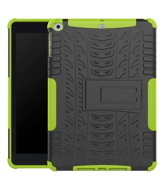 Just in Case Just in Case Rugged Hybrid Apple iPad 9.7 (2017 / 2018) Case (Green)