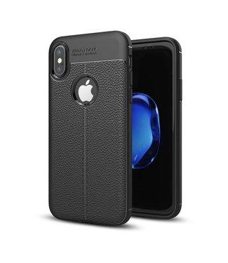 Just in Case Just in Case Soft Design TPU Apple iPhone X Case (Black)