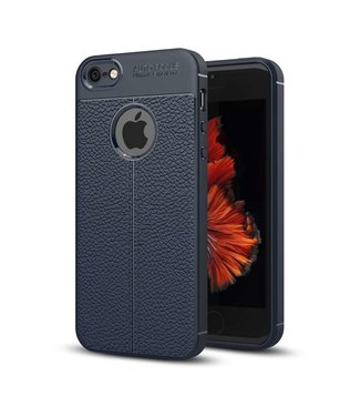 Just in Case Just in Case Soft Design TPU Apple iPhone SE Case (Royal Blue)