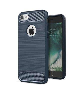 Just in Case Just in Case Rugged TPU Apple iPhone 8 / 7 Case (Blue)