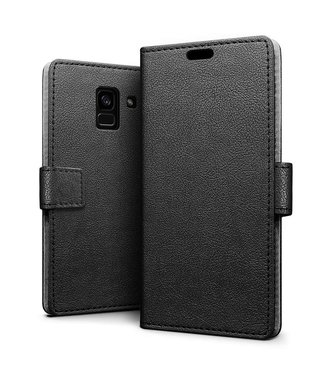 Just in Case Just in Case Samsung Galaxy A8 2018 Wallet Case (Black)