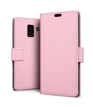 Just in Case Just in Case Samsung Galaxy A8 2018 Wallet Case (Pink)