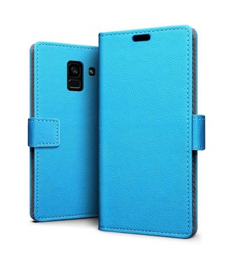 Just in Case Just in Case Samsung Galaxy A8 2018 Wallet Case (Blue)