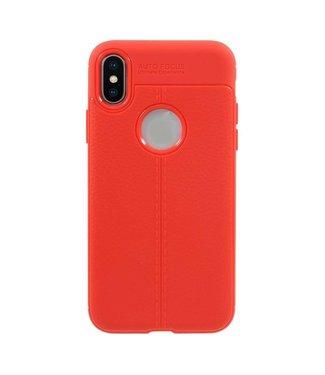Just in Case Just in Case Soft Design TPU Apple iPhone X Case (Red)