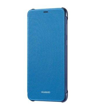 Huawei Huawei P Smart Flip Cover (Blue) - 51992276