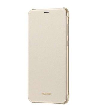 Huawei Huawei P Smart Flip Cover (Gold) - 51992275