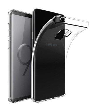 Just in Case Just in Case Samsung Galaxy S9 Soft TPU case (Clear)