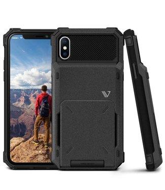 VRS DESIGN VRS Design V Performance Damda Folder Case Apple iPhone Xs (Stone Gray) - 905492