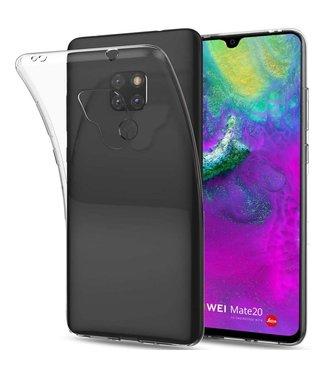 Just in Case Just in Case Huawei Mate 20 Soft TPU case (Clear)