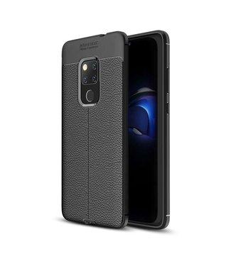 Just in Case Just in Case Soft Design TPU Huawei Mate 20 Case (Black)