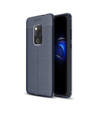 Just in Case Just in Case Soft Design TPU Huawei Mate 20 Case (Blue)
