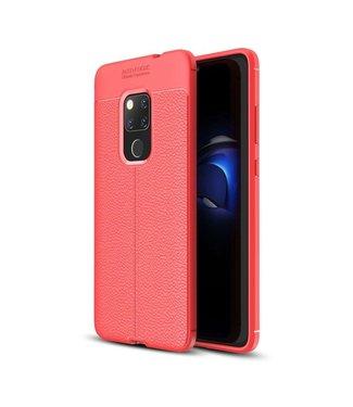 Just in Case Just in Case Soft Design TPU Huawei Mate 20 Case (Red)