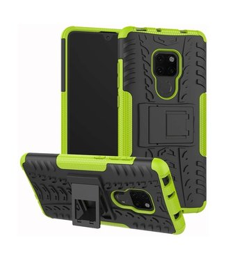 Just in Case Just in Case Rugged Hybrid Huawei Mate 20 Case (Green)