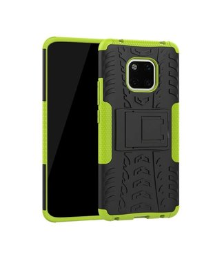 Just in Case Just in Case Rugged Hybrid Huawei Mate 20 Pro Case (Green)