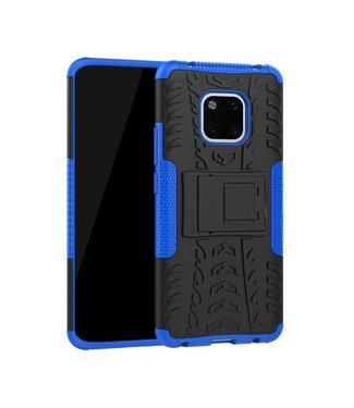 Just in Case Just in Case Rugged Hybrid Huawei Mate 20 Pro Case (Blue)