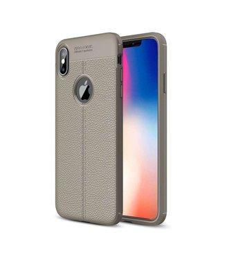 Just in Case Just in Case Soft Design TPU Apple iPhone Xs Max Case (Grey)
