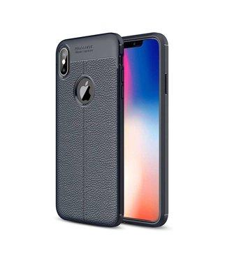 Just in Case Just in Case Soft Design TPU Apple iPhone Xs Max Case (Blue)
