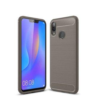 Just in Case Just in Case Rugged TPU Huawei P Smart Plus Case (Grey)