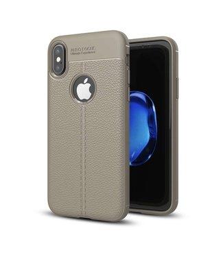 Just in Case Just in Case Soft Design TPU Apple iPhone XS Case (Grey)