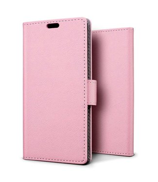 Just in Case Just in Case Huawei P Smart Plus Wallet Case (Pink)