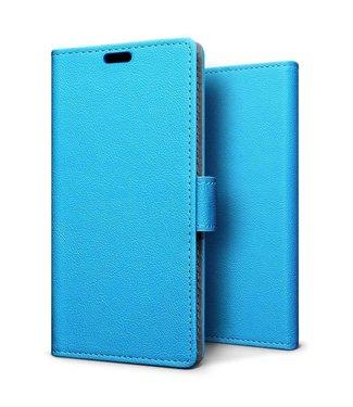 Just in Case Just in Case Huawei P Smart Plus Wallet Case (Blue)