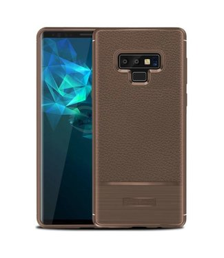 Just in Case Just in Case Rugged Armor Samsung Galaxy Note 9 Case (Brown)
