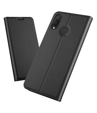 Just in Case Just in Case Huawei P Smart Plus Wallet Case Slimline - Black