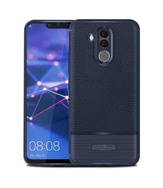 Just in Case Just in Case Rugged Armor Huawei Mate 20 Lite Case (Blue)
