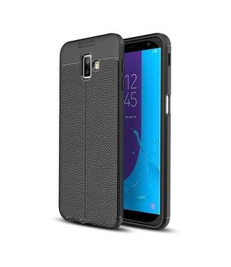 Just in Case Just in Case Soft Design TPU Samsung Galaxy J6 Plus Case (Black)