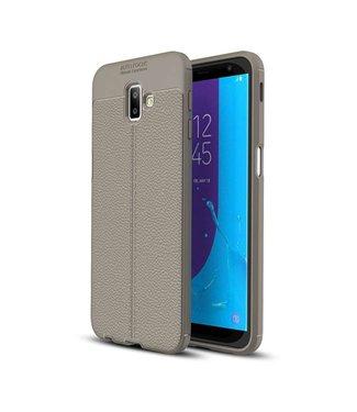Just in Case Just in Case Soft Design TPU Samsung Galaxy J6 Plus Case (Grey)