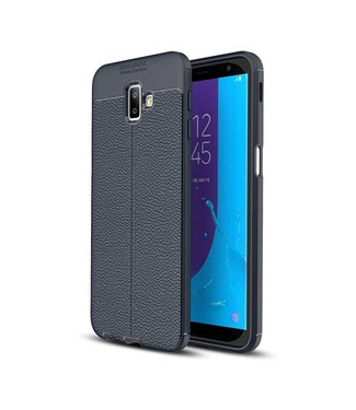 Just in Case Just in Case Soft Design TPU Samsung Galaxy J6 Plus Case (Blue)