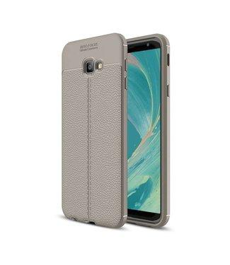 Just in Case Just in Case Soft Design TPU Samsung Galaxy J4 Plus Case (Grey)