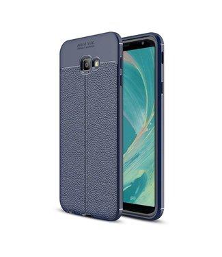 Just in Case Just in Case Soft Design TPU Samsung Galaxy J4 Plus Case (Blue)