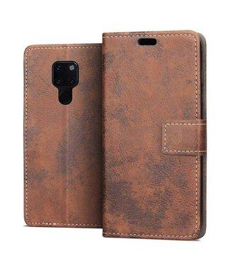 Just in Case Huawei Mate 20 Vintage Wallet Case - Brown