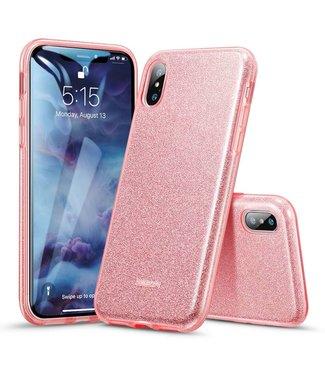 ESR ESR Apple iPhone Xs / X Case MakeUP Rose Gold