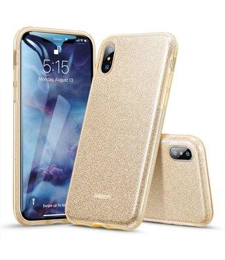 ESR ESR Apple iPhone Xs / X Case MakeUP Champagne Gold