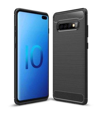 Just in Case Just in Case Rugged TPU Samsung Galaxy S10 Plus Case (Black)