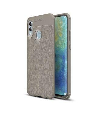 Just in Case Just in Case Soft Design TPU Huawei P Smart 2019 Case (Grey)