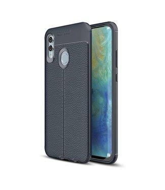 Just in Case Just in Case Soft Design TPU Huawei P Smart 2019 Case (Blue)