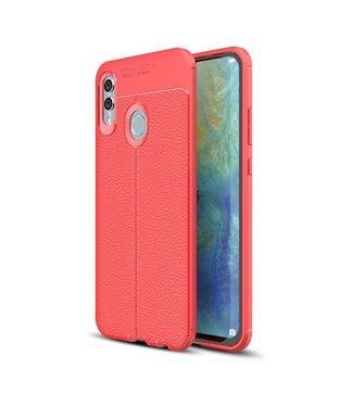 Just in Case Just in Case Soft Design TPU Huawei P Smart 2019 Case (Red)