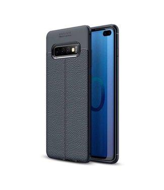 Just in Case Just in Case Soft Design TPU Samsung Galaxy S10 Plus Case (Blue)